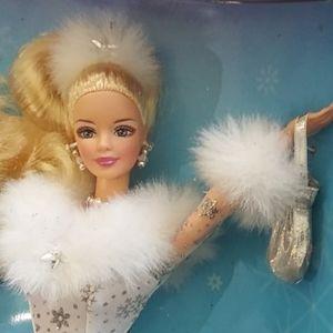 Winter's Reflection Barbie